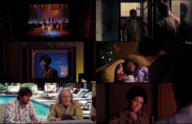 Soñadoras [Dreamgirls] (2006) HD 1080p Latino Dual