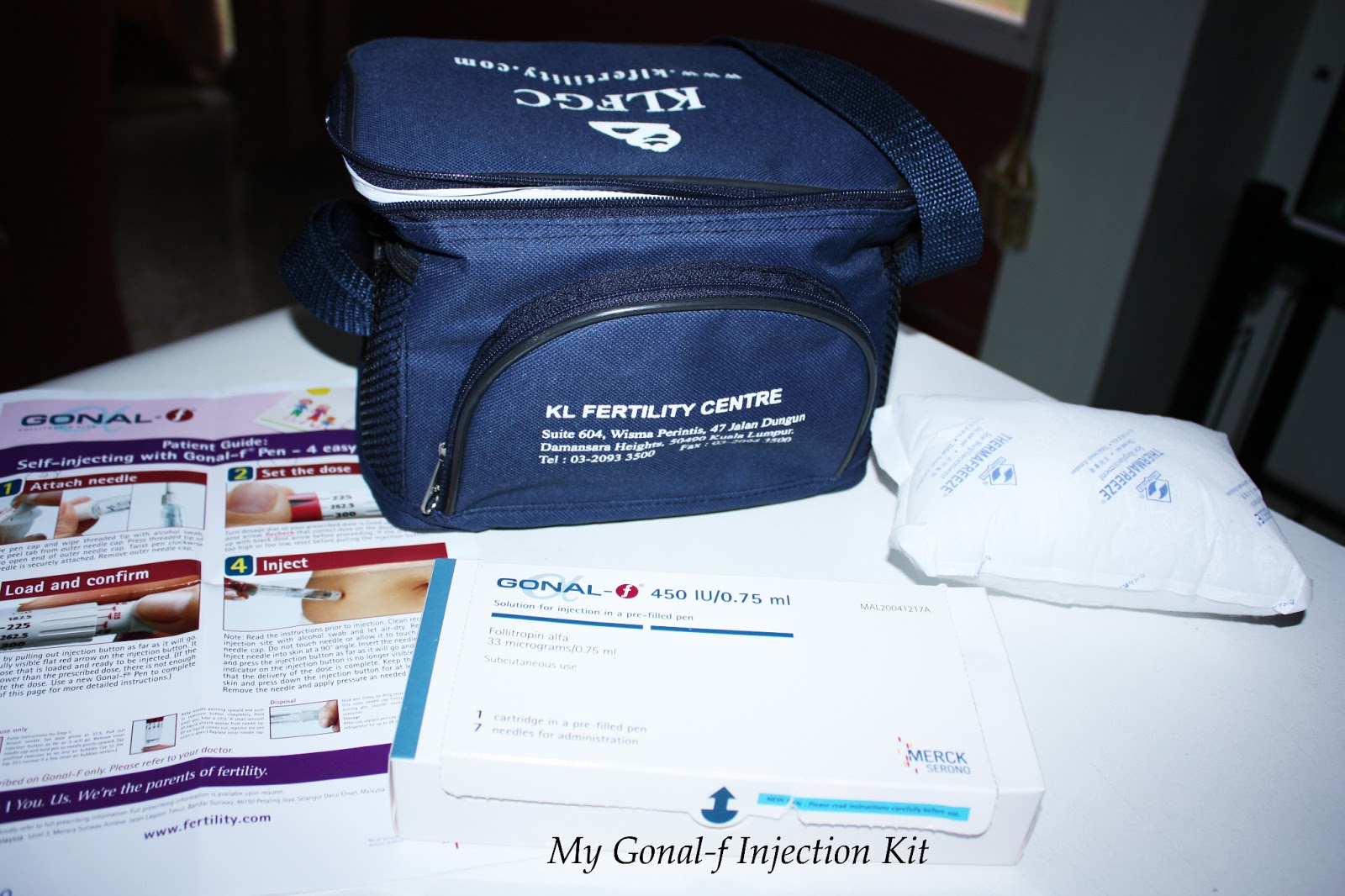 Wishing For A Sunshine: IUI Medication - KL Fertility & Gynaecology