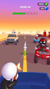 تحميل لعبة Rage Road مهكرة للاندرويد