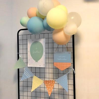 painel moderno festa infantil personalizado