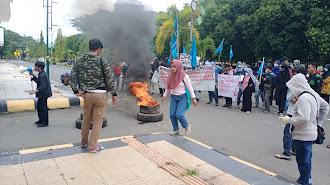 Anggota DPRD Luwu Dinilai Tak Mampu Menepati Janji, Akhirnya di Demo