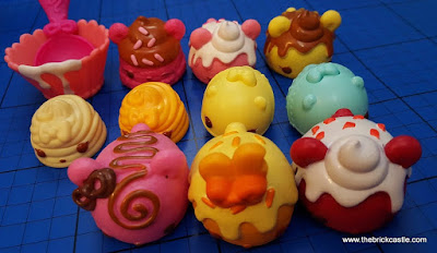 Cupcake scented  Num Noms children's collectible toys