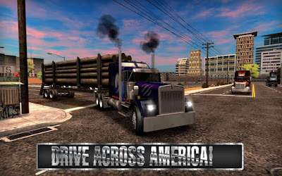 Truck Simulator USA Apk
