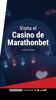 Nuevos Juegos de Casino en Marathonbet