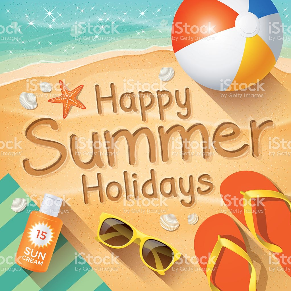 English Blog Of San Tome School ENJOY YOUR SUMMER HOLIDAYS