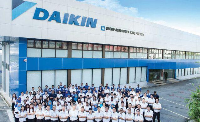 Lowongan Kerja PT Daikin Manufacturing Indonesia 2021