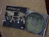 Stone Sour - Come What(ever) May: albumul despachetat