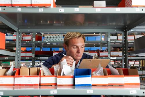 Companies improving their inventory management, data shows