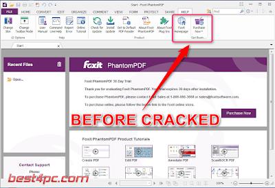 Foxit PhantomPDF Business computer software