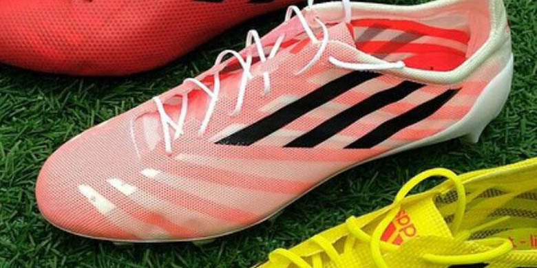 outlet store 0ef01 37cb5 ... for the revolutionary Adidas 99 gram football boot A leaked image  reveals four brand new paint jobs of the Adidas Adizero 99g Soccer Cleat,  ...