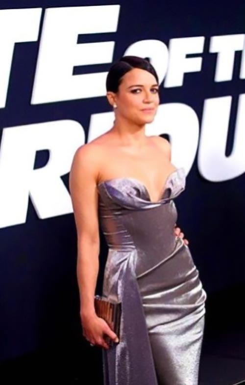 Michelle Rodriguez actress fast & furious, resident evil and the assignment