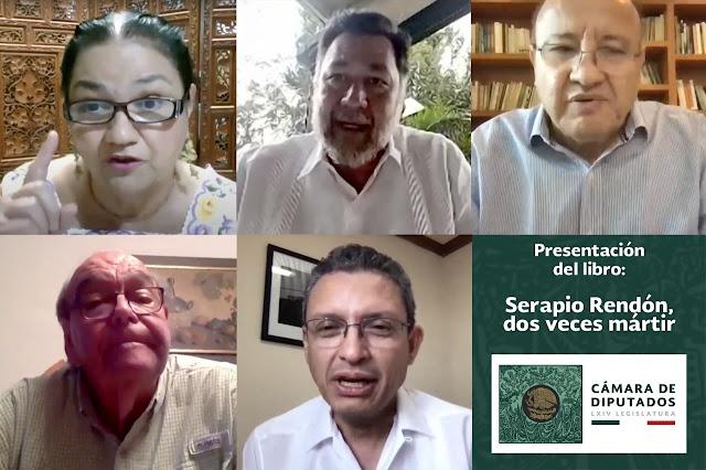 Importante sacar del olvido a quienes lucharon contra la dictadura y la represión: Sauri Riancho