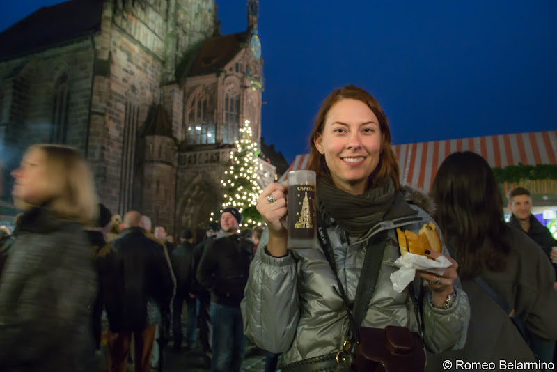 Nuremberg Christmas Market Gluwhein European Christmas Markets Danube River