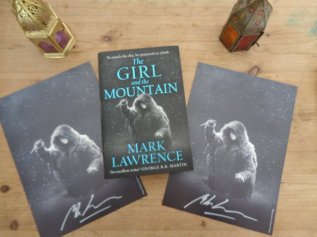 The Girl And The Mountain is out in the UK!