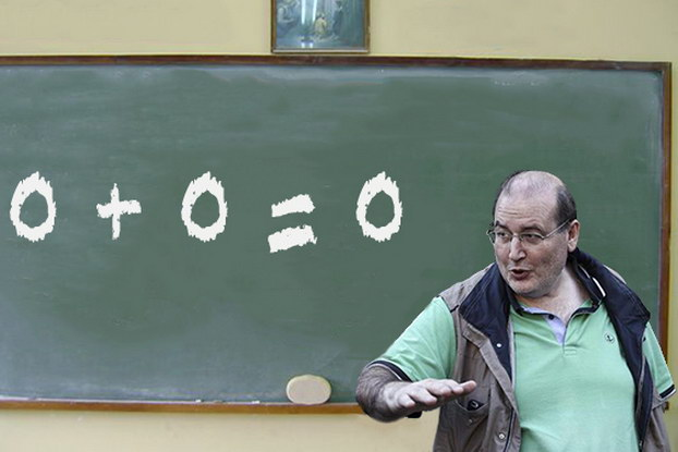 Νίκος Φίλης: Η εξίσωση του μηδενός