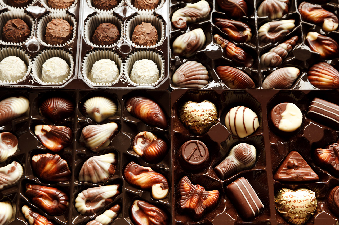 chocolates - photo #1