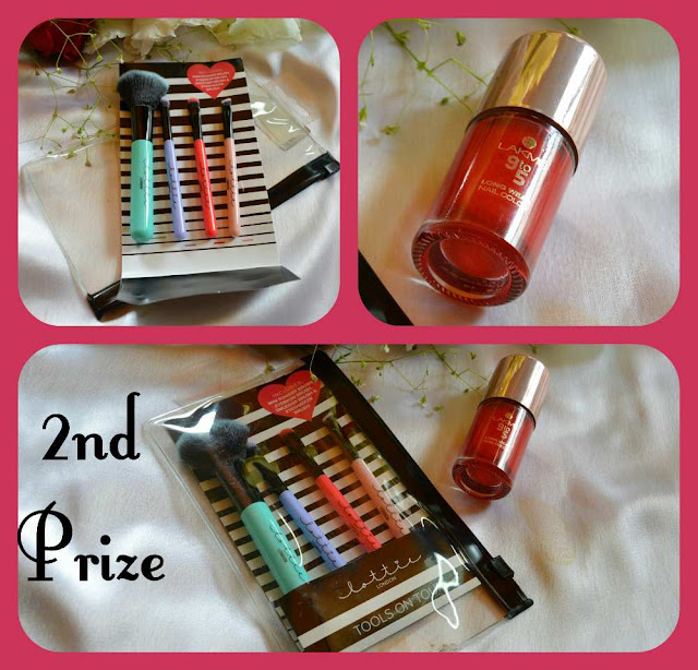 Giveaway!! Celebrate Womanhood with Cosmetics Arena (CLOSED)