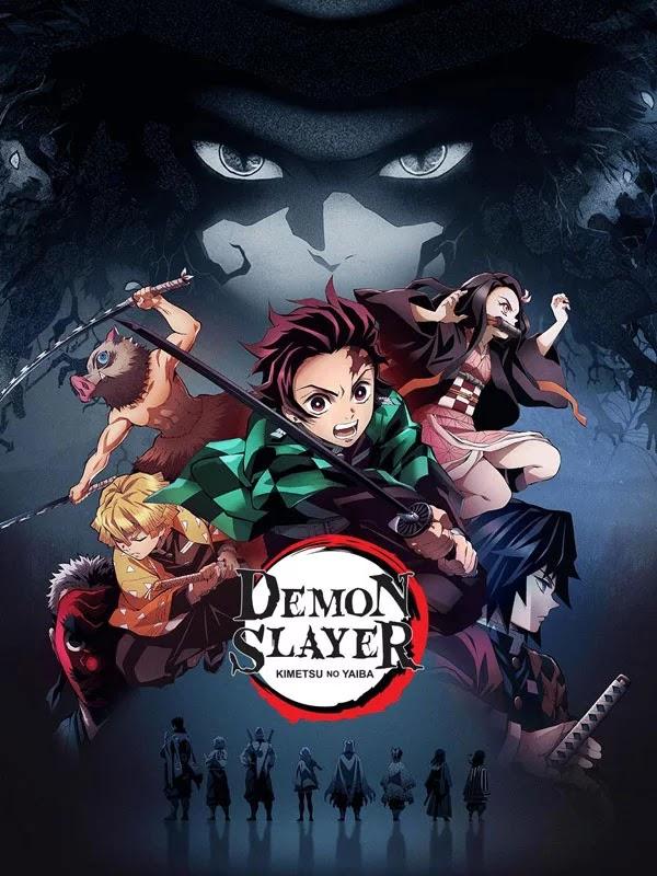 Anime Reseña: 'Kimetsu no Yaiba', la espada mata demonios | Producido por Ufotable