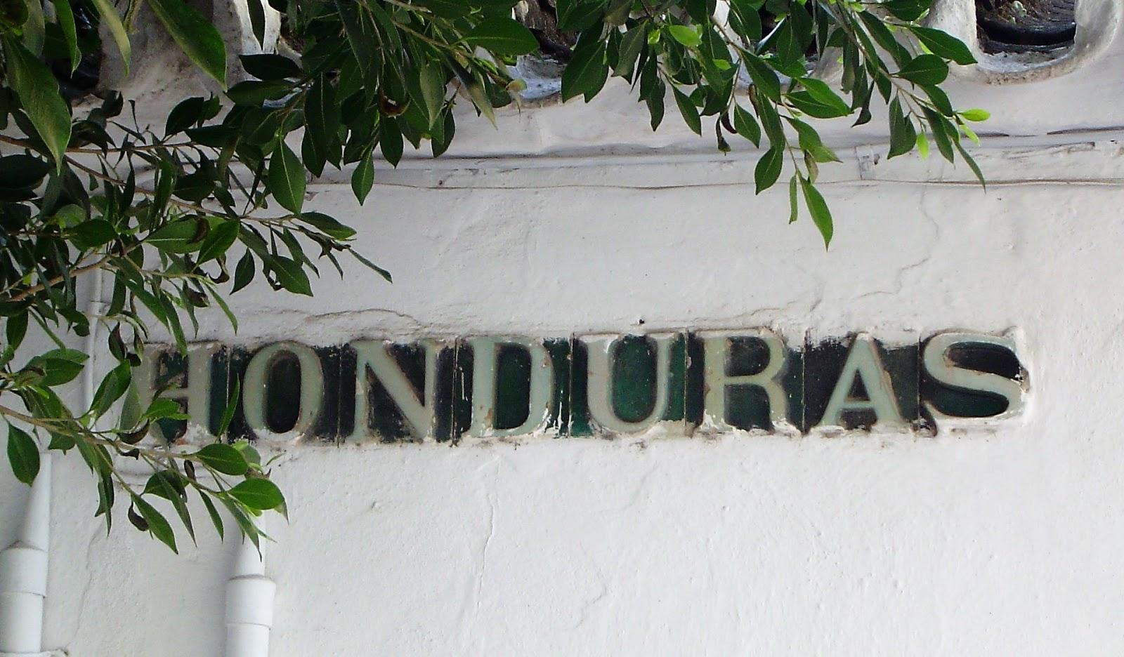 calle honduras malaga