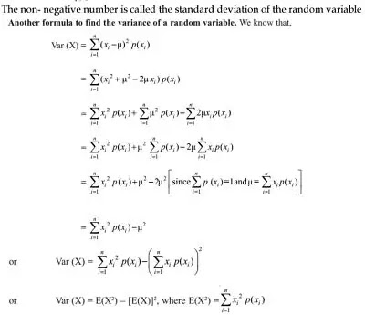 12 class Maths Quick revision Notes Chapter 13 Probability