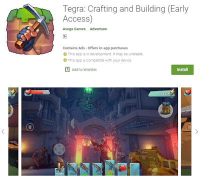 game tegra android