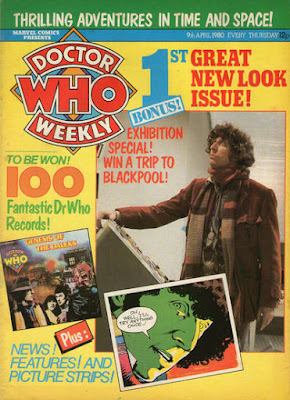 Doctor Who Weekly #26, Tom Baker