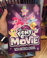 MLP The Movie Books