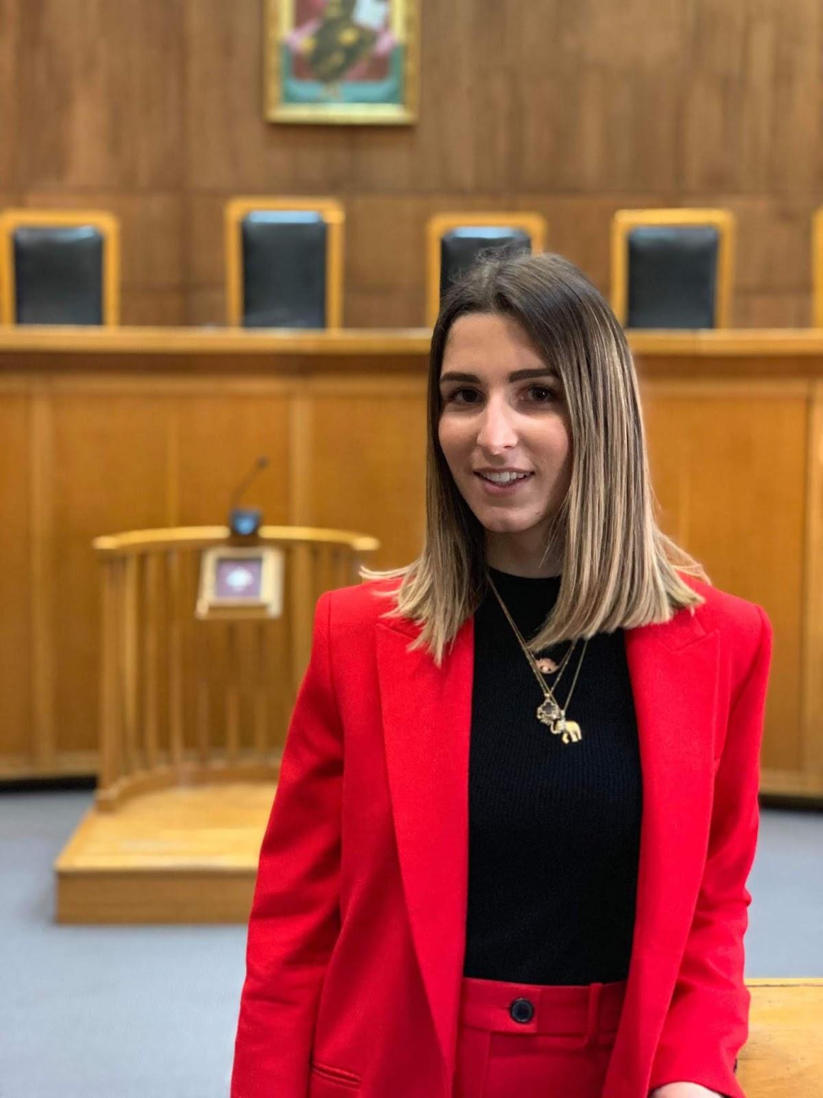 Γυναίκα αναλαμβάνει την προεδρία της ΟΝΝΕΔ Χαλκιδικής.