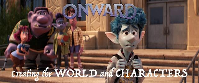 Ian Lightfoot is nervous at his high school in Pixar's Onward