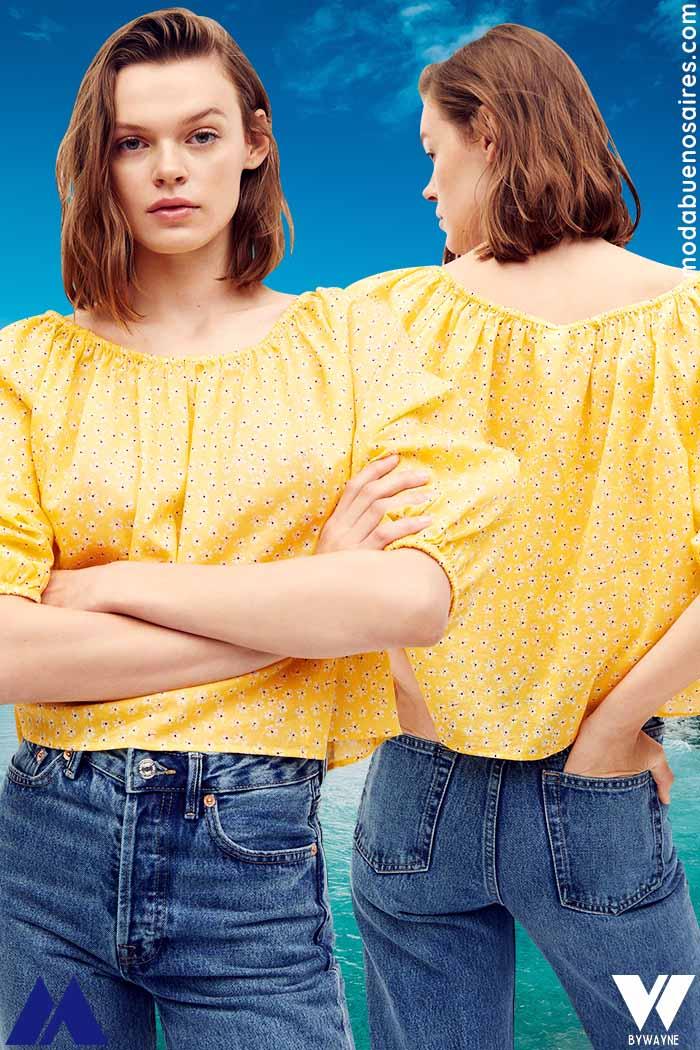 ropa de moda mujer verano 2022