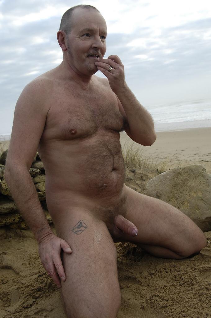 Hot gay dad