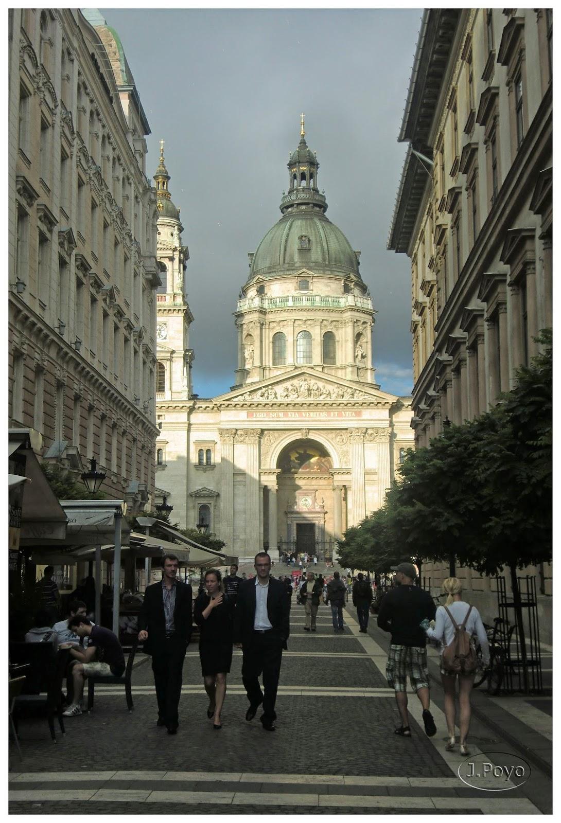 San Esteban, Budapest