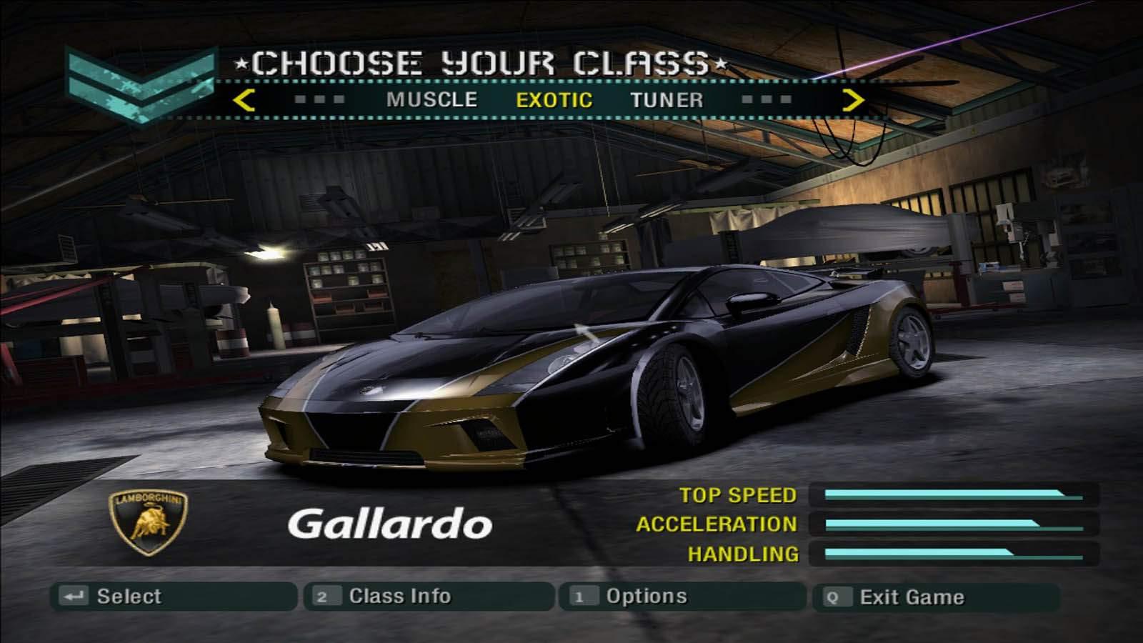 تحميل لعبة Need For Speed Carbon مضغوطة برابط واحد مباشر كاملة مجانا