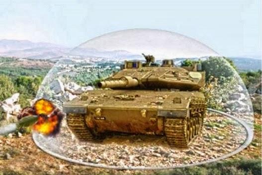 Tank+Israel+dgn+Pertahanan+360+derajat.jpg (527×351)