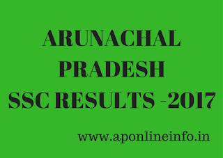 Arunachal_Pradesh_AP_SSC_Results_2017