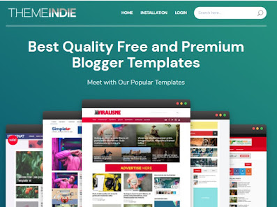 Free templates for bloggers 2021 blogspot html