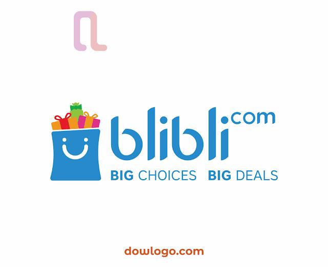 Logo Blibli - Online Mall Vector Format CDR, PNG