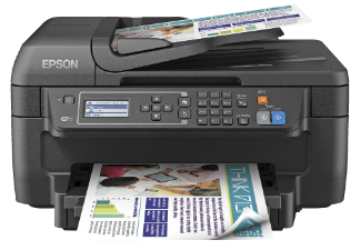 Download Driver Epson Workforce WF2650DWF