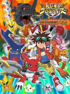 Baixar Digimon Xros Wars II Completo no MEGA