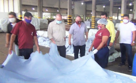 Hildo Rocha adere à luta em prol do fortalecimento da indústria coureira de Governador Edison Lobão!!!