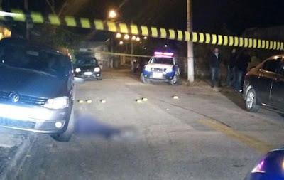 Guarda Civil de São José dos Campos reage a assalto e mata marginal em Jacareí, SP
