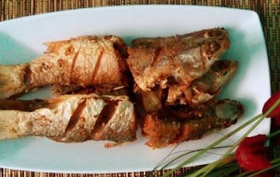 cara memasak Balanak Goreng Nikmat