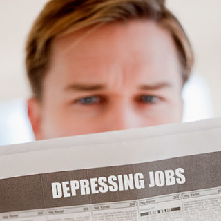 Top 10 jobs which give you every day a high rate of depression