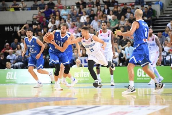 Εθνική Ανδρών: Μ .Βρετανία-Ελλάδα 84-88 (φιλικό προετοιμασίας) Δηλώσεις Μίσσα-Σλούκα