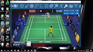Streaming Pertandingan Olahraga via PC, Android, Apple Dan Browser 2