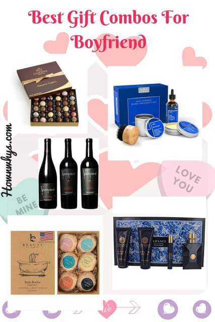 10 Best Gift Combos for Boyfriend