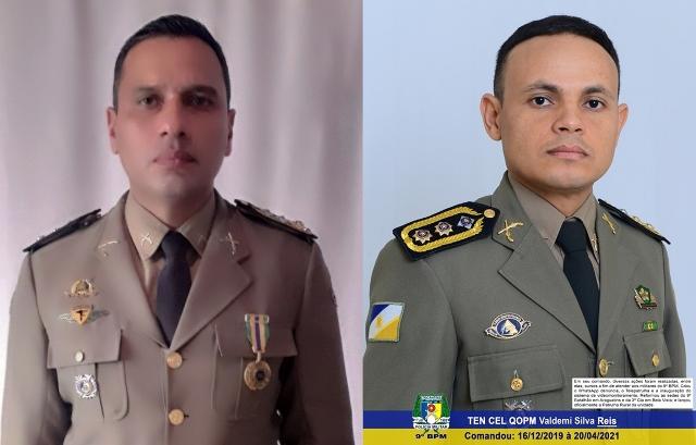 Polícia Militar realiza troca de comando do 9º Batalhão da PM em Araguatins, Norte do Estado