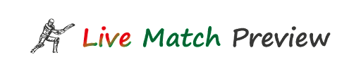 100% match Prediction - Live Match Preview । Today cricket betting Tips - Who will win today?