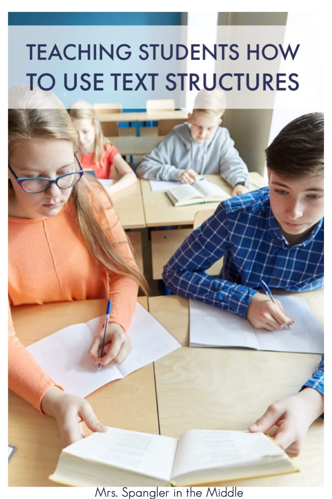 Teaching Text Structure In Middle School