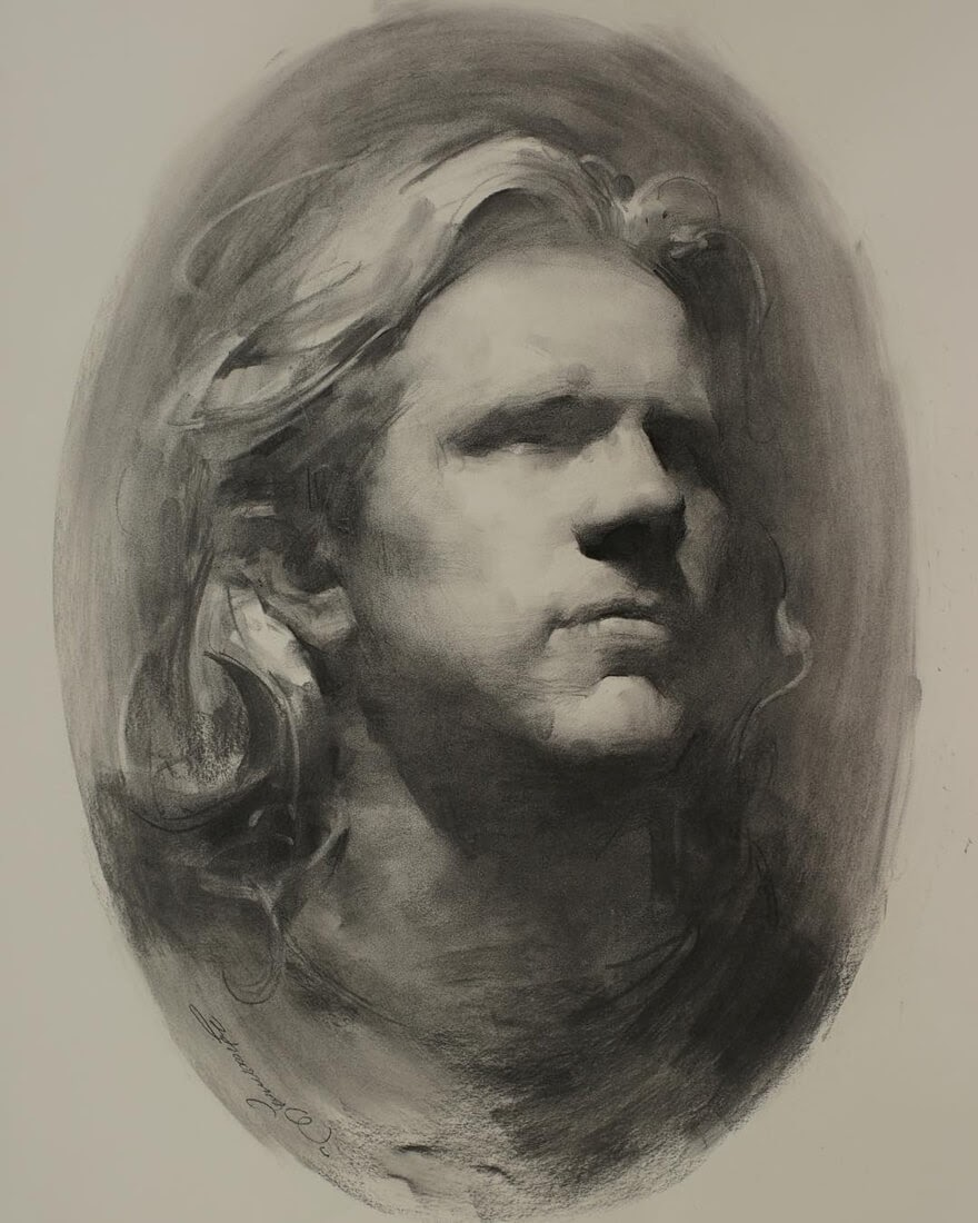 08-Life-Drawing-Zhaoming-Wu-Black-and-White-Charcoal-Portraits-www-designstack-co